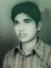 Санджай Ратх в юности