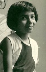 Сарбани Ратх в юности