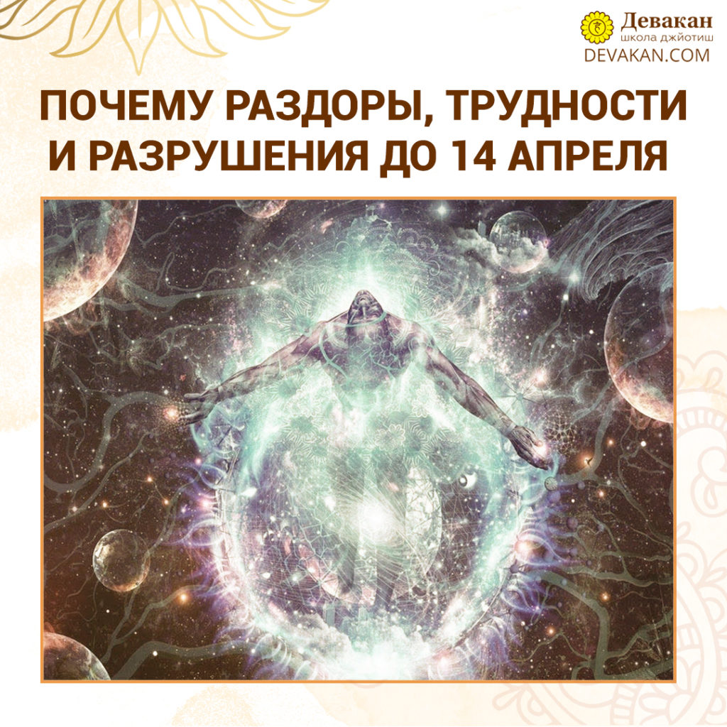 Каласарпа йога с 14 января 2021