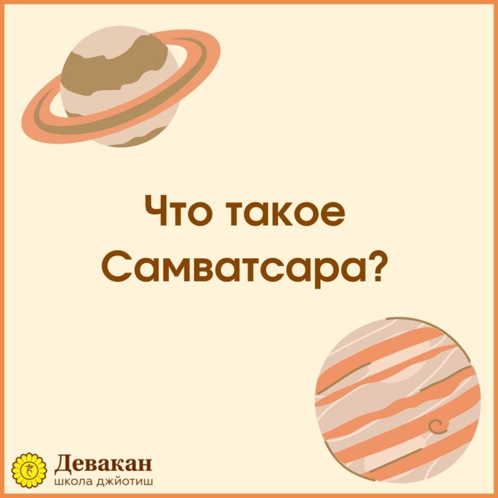 Что такое Самватсара?
