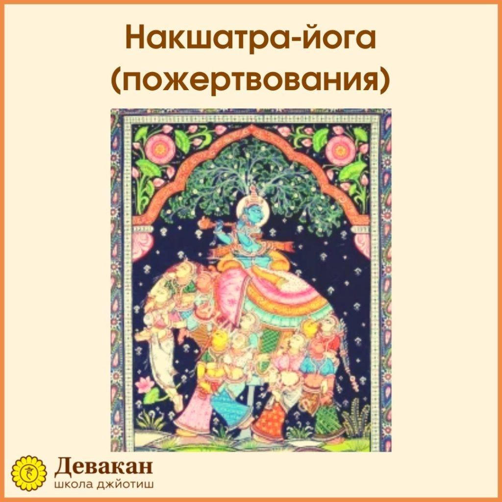 Накшатра-йога