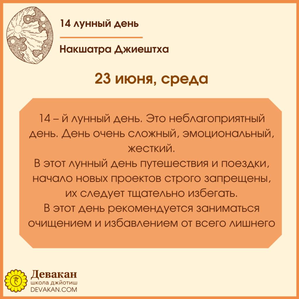 Лунный календарь и Гороскоп на неделю с 21 по 27 июня 2021 3